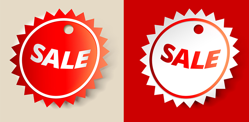 Sale Vector Illustrations